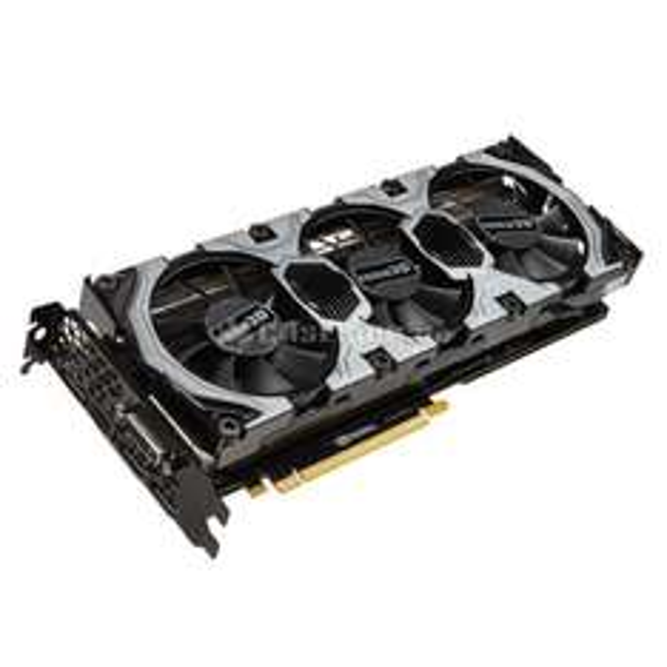 Inno3D GeForce GTX 980 OC, HerculeZ X3, 4096 MB GDDR5