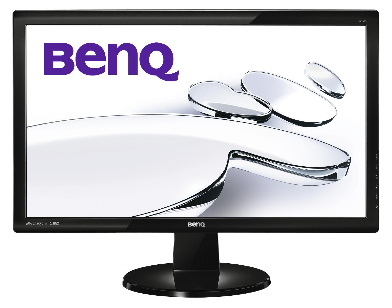 """BenQ GL2450E für 105€bei Comtech - 24"""" TFT-Monitor mit FullHD"""