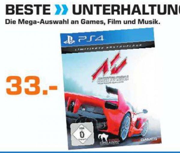 [Lokal Saturn Duisburg] Assetto Corsa (PS4) für 33,-€