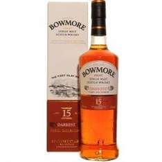 Bowmore Darkest 15J 2 Flaschen @Delinero 85,98€ incl. Versand (PVG 49,99/Fl. Delinero@Amazon)
