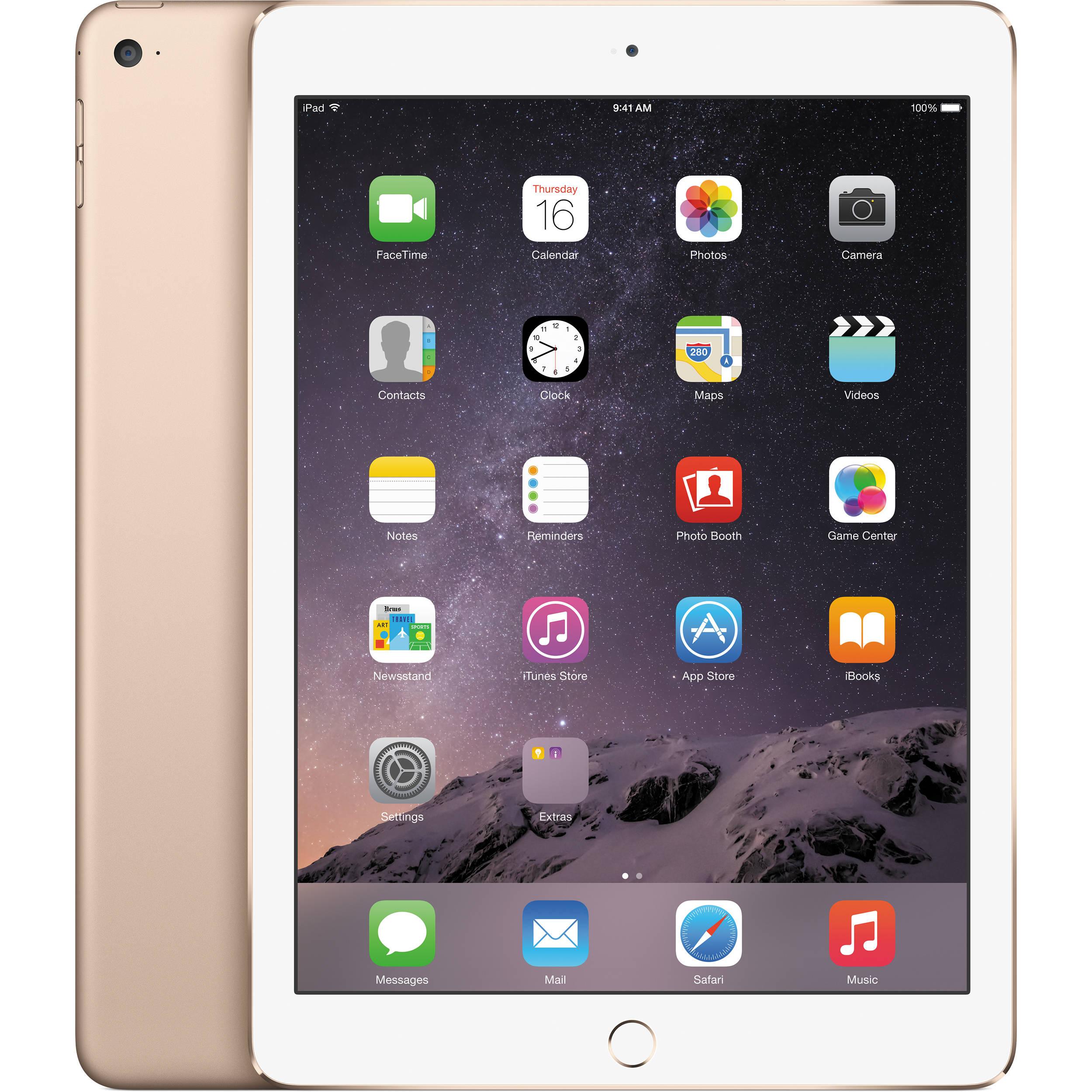 Neue Preise bei Apple im Refurbished Store, z.B iPad Air 2 64GB WiFi für 409€ statt 449€