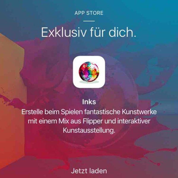 iOS - INKS per Apple Store App