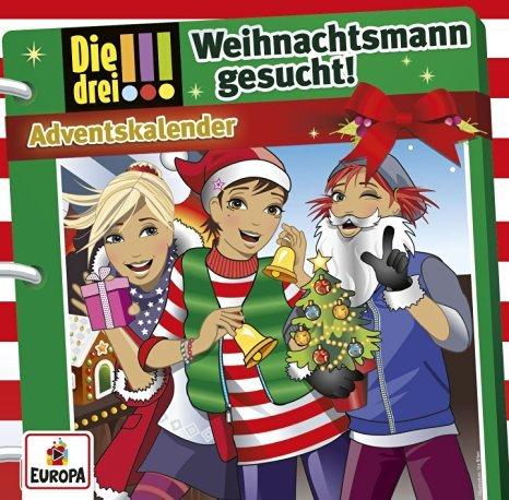 [buch.de] Die drei Ausrufezeichen - Weihnachtsmann gesucht! (Adventskalender-Hörspiel CD)