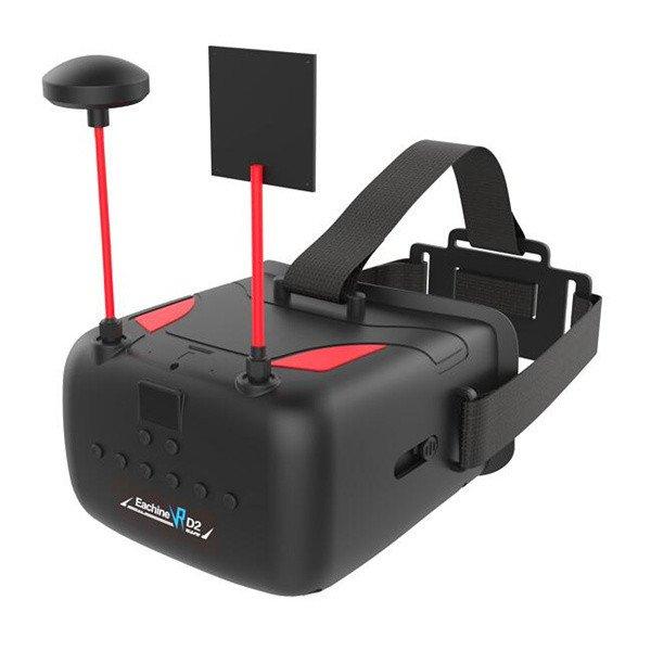 Eachine VR D2 FPV Brille - nur HEUTE 75,39€