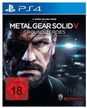 Metal Gear Solid V: Ground Zeroes (PS4) für 4,99€ [PSN]