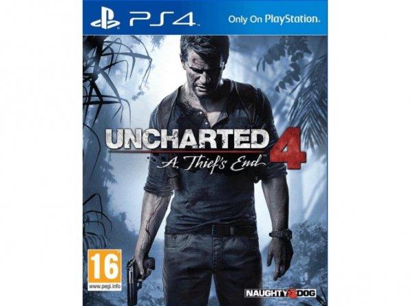 Uncharted 4 PS4 für 25€ @ Saturn AT (für Österreich) [32€ mit Versand nach DE / Vergünstigung ab 2 Exemplaren für Deutsche (2x Uncharted 4 für 52€ incl. Versand)]