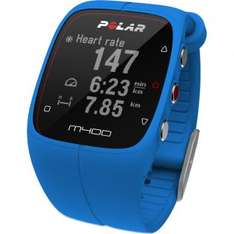 Polar M400 blue HR Trainingscomputer inkl. Pulsmesser [redcoon]