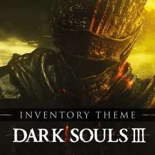 [PS4 Design] Dark Souls III - Inventory Theme