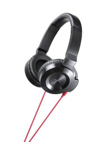(Amazon.es) Onkyo ES-FC300 HiFi-Kopfhörer (austauschbares verdrehungsfreies Kabel, 40-mm Breitband-Titantreiber) für 49,09€