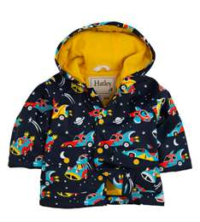 Baby- und Kinderkleidung von Hatley im Sale bei [Nakiki] z.B. Regenjacke, verschiedene Modelle in 74 für 15,89€ inkl. VSK statt ca. 45€