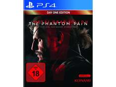 (Media Markt off+on+Versand )Metal Gear Solid 5: The Phantom Pain - Day One Edition PS4