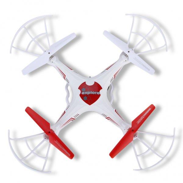 Dowellin X6WF Drohne mit 5.8G FPV RTF 720P HD Kamera und andere
