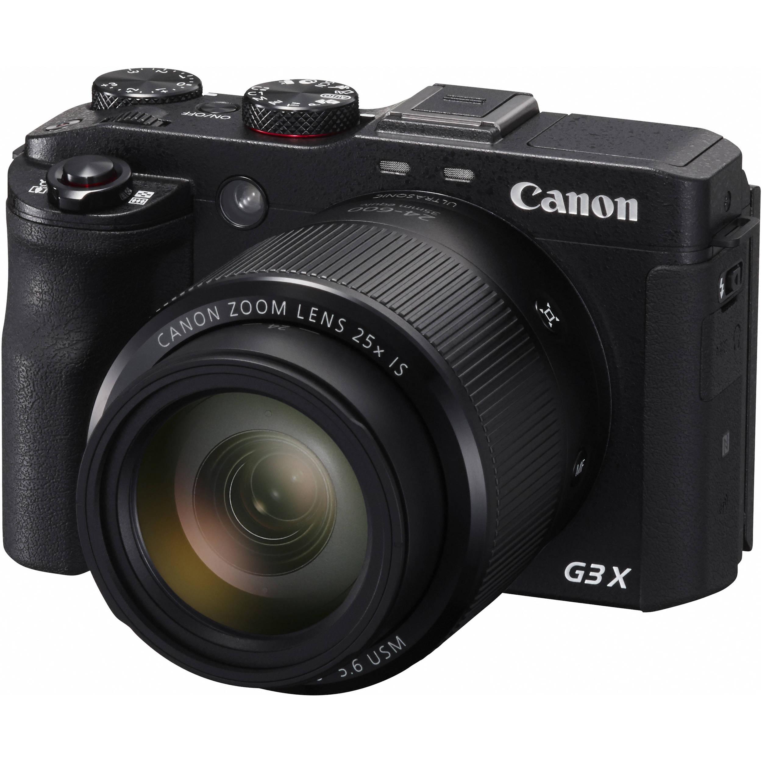 [Lokal -  MediaMarkt Potsdam] Canon G3X OVP 550€