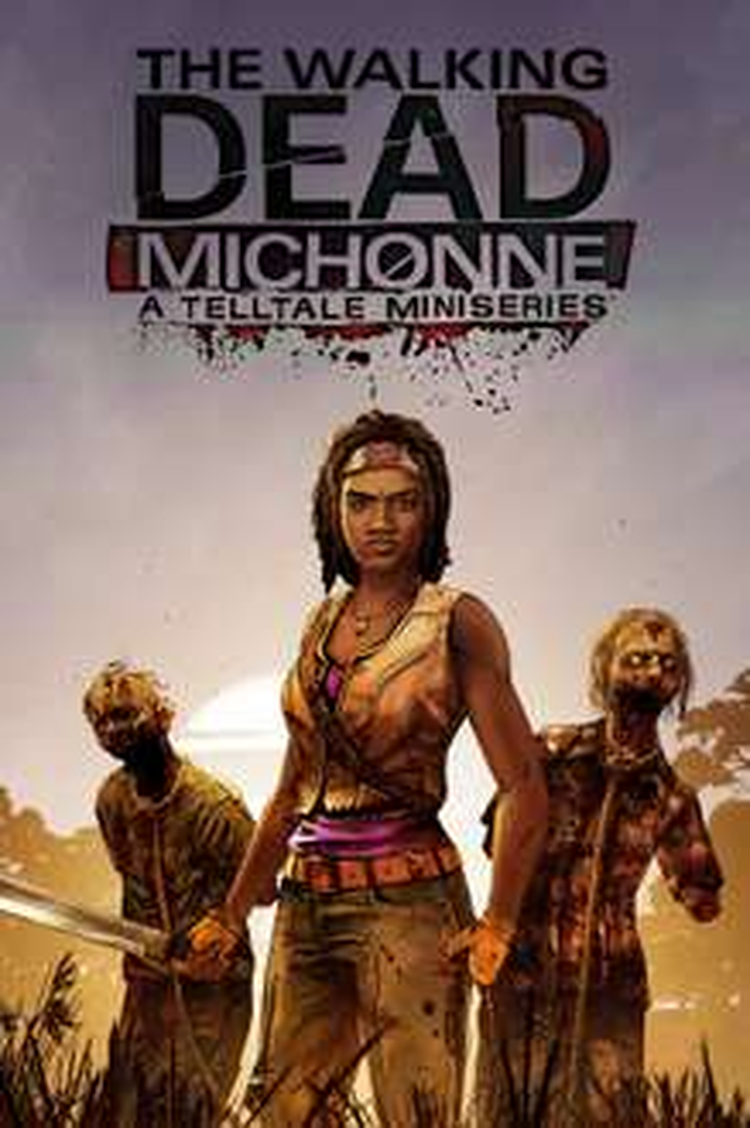 The Walking Dead: Michonne - A Telltale Miniseries [Steam- und Telltale Key] humblebundle