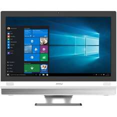 "MSI Adora24 2M-256XEU für 406,99€ - All-in-One-PC mit 23,6"" Touch-Display"