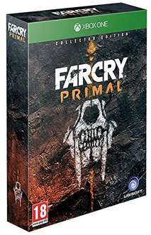 (Amazon.it) Far Cry: Primal - Collectorx27s Edition (Xbox One) für 53,71€