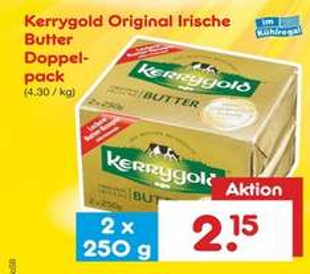 Kerrygold - die beste Butter auf dem Markt - im Netto Super Samstag