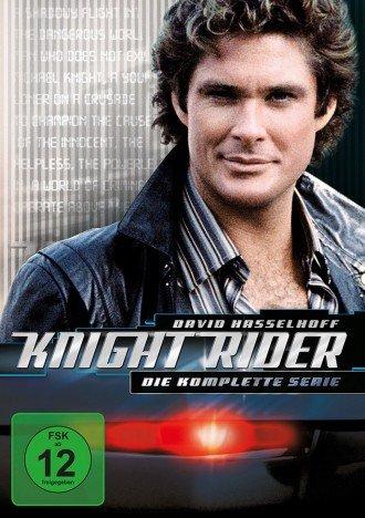 Knight Rider - Die komplette Serie / 2. Auflage (DVD) für 26,96€ (MediaDealer)
