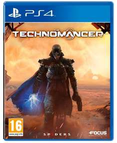 (Amazon.co.uk) The Technomancer (PS4/Xbox One) für 32,71€