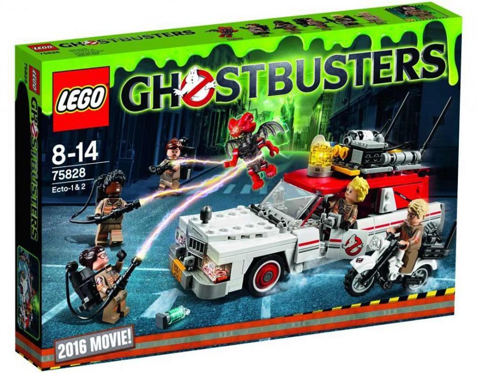 Lego Ghostbusters - Ecto-1 & 2 (75828) zum Bestpreis (Gutscheincode & VIP-Punkte & Shoop.de)