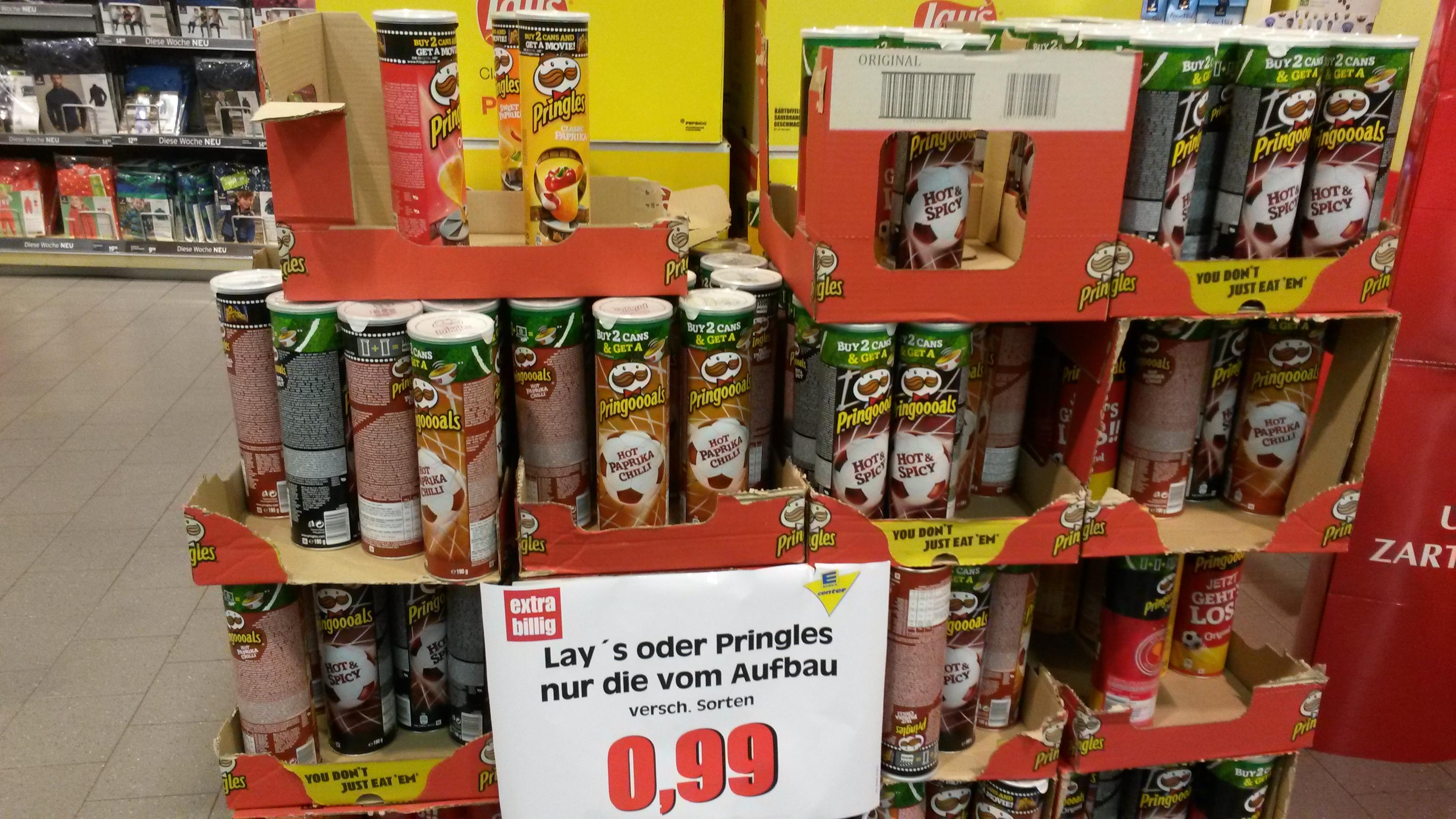 [Lokal] E-Center Tempelhof Pringles für 99 Cent