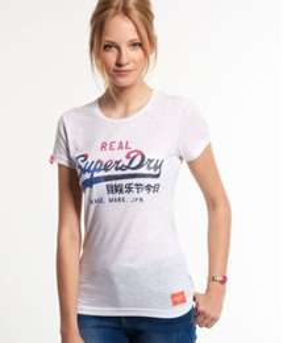 Girls only-Deals bei eBay mit 20% Gutschein, z.B. T-Shirts von Superdry ab 8,72€, Hemden ab 11,96€