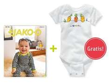 Gratis Baby-Body mit Print bei Jako-o