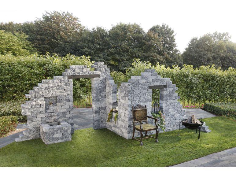 Eigene Ruine für den Garten
