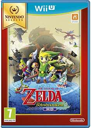 The Legend of Zelda: Wind Waker HD & New Super Mario Bros. and Luigi U (Wii U) für je 19,23€ [Base + Amazon.uk]