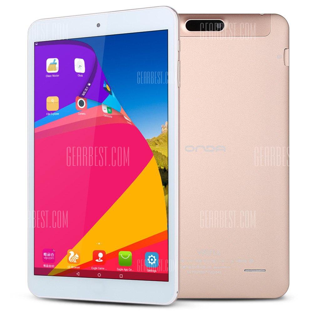 "Onda V80 Plus Tablet PC (DUAL OS Version): 8"" (1920x1200 Full HD IPS), Intel Z8300, 2GB Ram, 32GB Speicher, Bluetooth, OTG, HDMI, WIFI, USB, Dual Kameras, Windows 10+ Android 5.1 für 77,31€ @Gearbest"