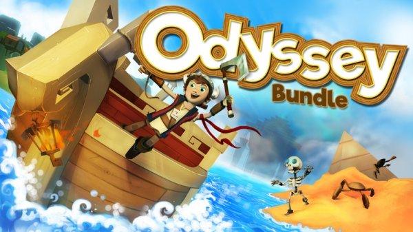 Odyssey Bundle, ab 2,19€ , Bundlestars