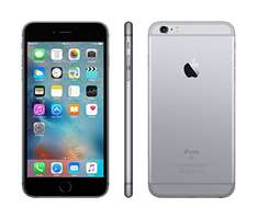 @amazon.co.uk Apple iPhone 6s Plus Space Grey 16GB (UK Version) SIM-Free Smartphone