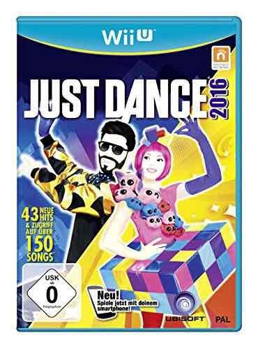 [amazon] Just Dance 2016 - [Wii U]