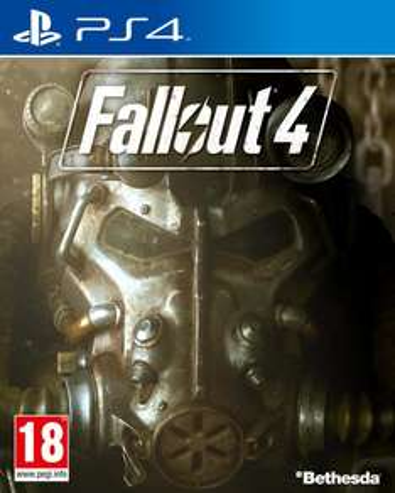 Fallout 4 (PS4) für 18,70€ [Amazon.fr]