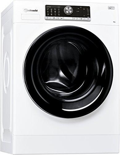(Amazon.de) Bauknecht WM Style 824 ZEN Waschmaschine Frontlader / A+++ B / 1400 UpM / 8 kg / weiß / sehr leise mit 48 dB / Mehrsprachiges Display