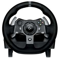 [Amazon Blitzangebot] Logitech G920 Racing Lenkrad Driving Force für Xbox One, PC