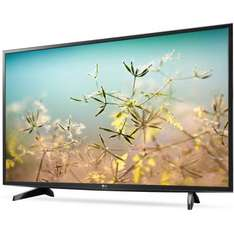 [NBB]LG 43UH610V Fernseher 108 cm (43 Zoll) 4K Ultra HD LED-TV, Direct LED, Triple Tuner, Smart TV, USB-Recording und Timeshift