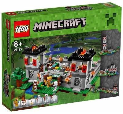 Lego Minecraft Festung 21127 für 82,64€ inkl. Versand