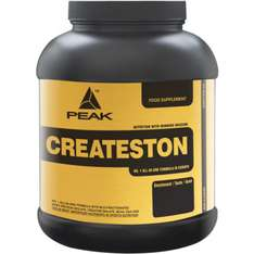Createston - Cherry - MHD 1408g - Upgrade 2012 - Peak