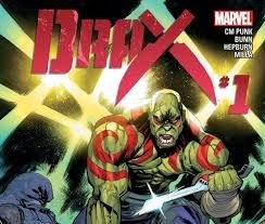 Gratis Comic Drax (2015) #1 bei Marvel