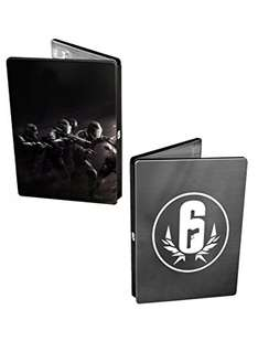 Amazon - Tom Clancyx27s Rainbow Six Siege - Standard inkl. Steelbook - [PC]