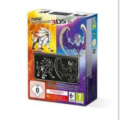 New Nintendo 3DS XL Solgaleo und Lunala Limited Edition   Amazon Prime 199 Euro