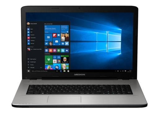Medion Akoya E7420 (17,3 FHD IPS matt, i3-6100U, 6GB RAM, 128GB SSD + 1TB HDD, Wlan ac + Gb LAN, Win 10) für 349,99€ [B-Ware] [Ebay]