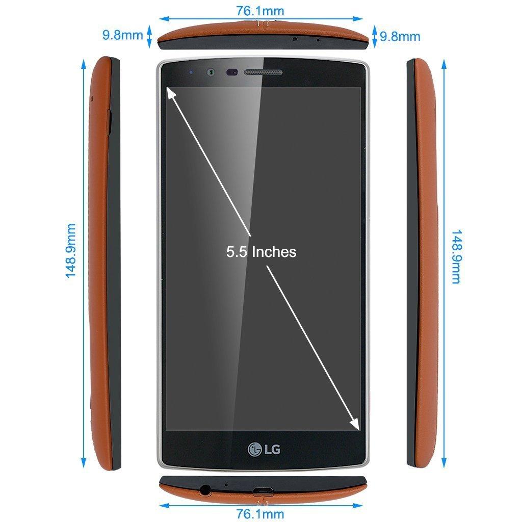 LG G4 LTE + Dual-SIM H818P (5,5x27x27 QHD IPS, Snapdragon 808 Hexacore, 3GB RAM, 32GB intern, 16MP + 8MP Kamera, 3000 mAh mit Quickcharge wechselbar, Android 6) für 260,75€ [Amazon.fr Marketplace]