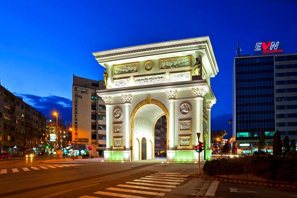 Hin- und Rückflüge mit WizzAir von vielen deutschen Städten nach Skopje (Mazedonien) [November - Dezember]