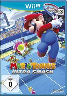 Amazon Prime: Mario Tennis: Ultra Smash - [Wii U]