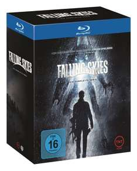 (Amazon) Falling Skies - Die Komplette Serie [10x Blu-ray] für 59,97€