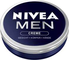 [Amazon PLUS-Produkt] Nivea Men Creme Tiegel 5 x 30 ml