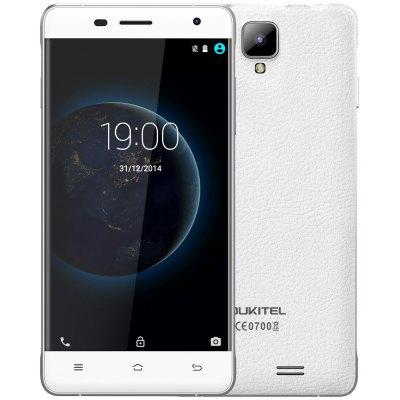Oukitel K4000 Pro LTE + Dual-SIM (5 HD IPS, MTK6735 Quadcore, 2GB RAM, 16GB intern, 8MP + 2MP Kamera, kein Hybrid-Slot, inkl. Band 20, 4600mAh, Android 5.1) für ~71,19€ oder ~74,38€ mit EU-Versand [Gearbest]