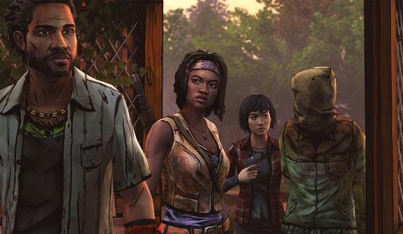The Walking Dead: Michonne - A Telltale Miniseries [Telltale-Key] - Mac-/Wingamestore (zusätzlich mit Steam-Key für 3,74€)